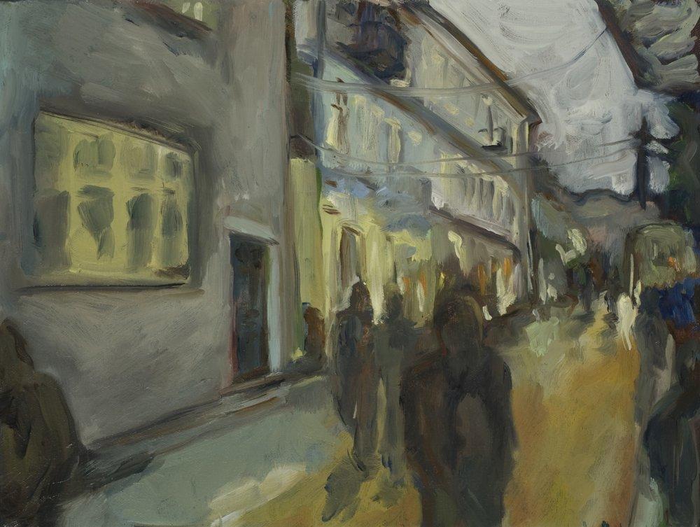 Naufplion Alley 1