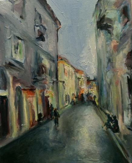 Naufplion Alley 2