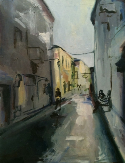 Naufplion Alley 3