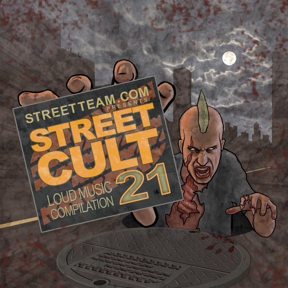 Streetcult 21 Album Cover