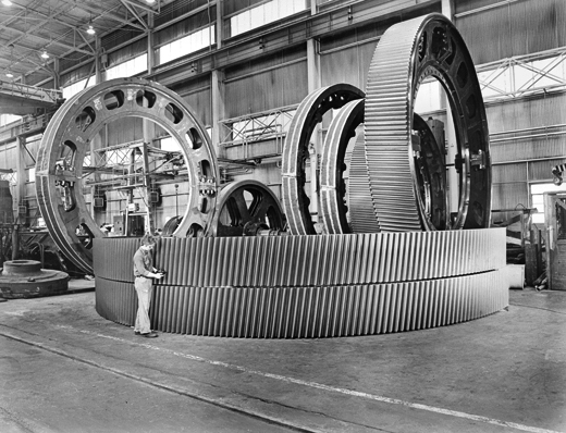 Falk (now Rexnord) gears