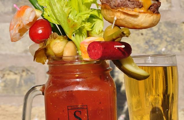 Sobelman's Pub N Grill - $1 from every Bloody Mary sold during Valley Week will be donated to Menomonee Valley Partners