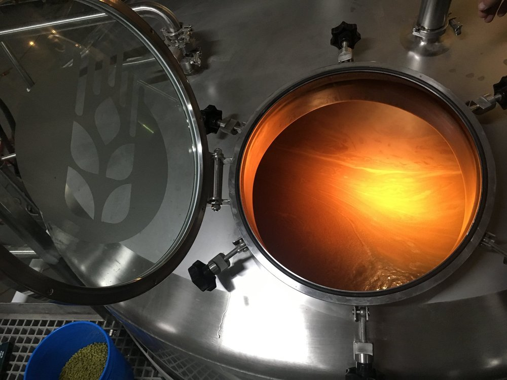 Third Space Brewing - Get behind the scenes and see where the magic happens.Public brewery tours are available on Saturdays at 1:00 and 3:00. Sign up at the bar beginning at noon.