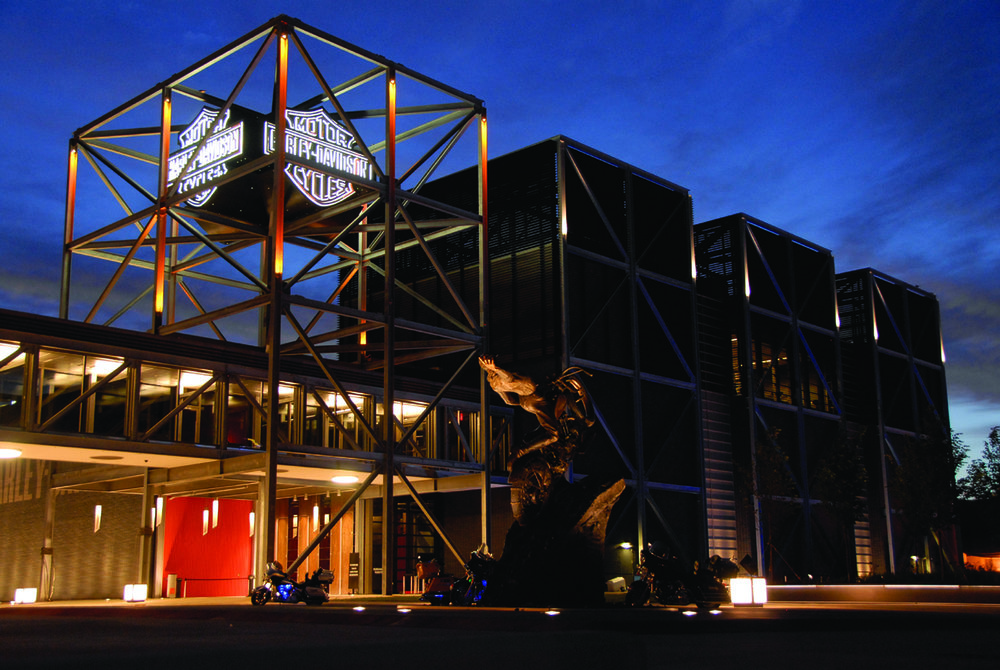 Harley-Davidson Museum - History roars to life at the Harley-Davidson Museum.® It's the best of American design and culture – seasoned with freedom and rebellion, showcased in a landmark building. See why the Museum is one of Milwaukee's top tourist destinations.