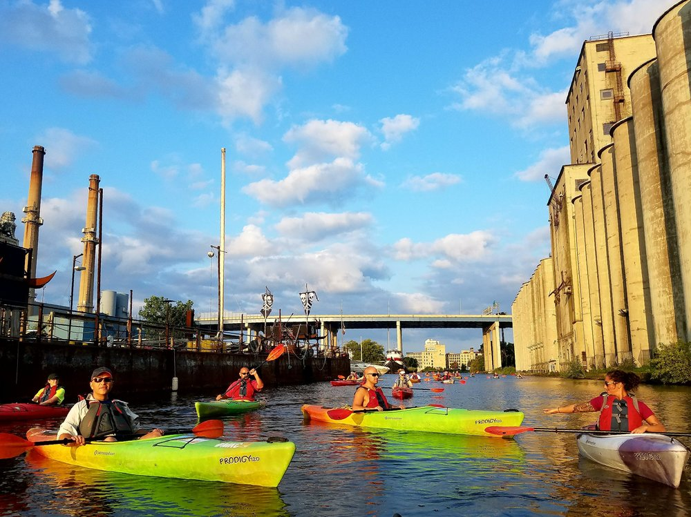 SOLD OUT! - Milwaukee Kayak Company didn't want you to miss you, so they added another tour on Wednesday!