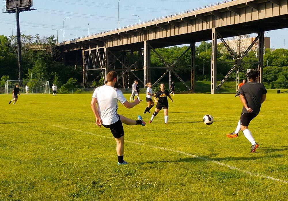 Menomonee Valley Soccer League
