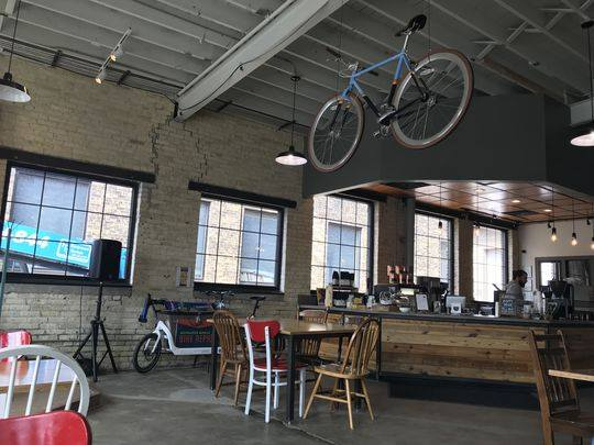 VelobahnCoffee & Cycle -