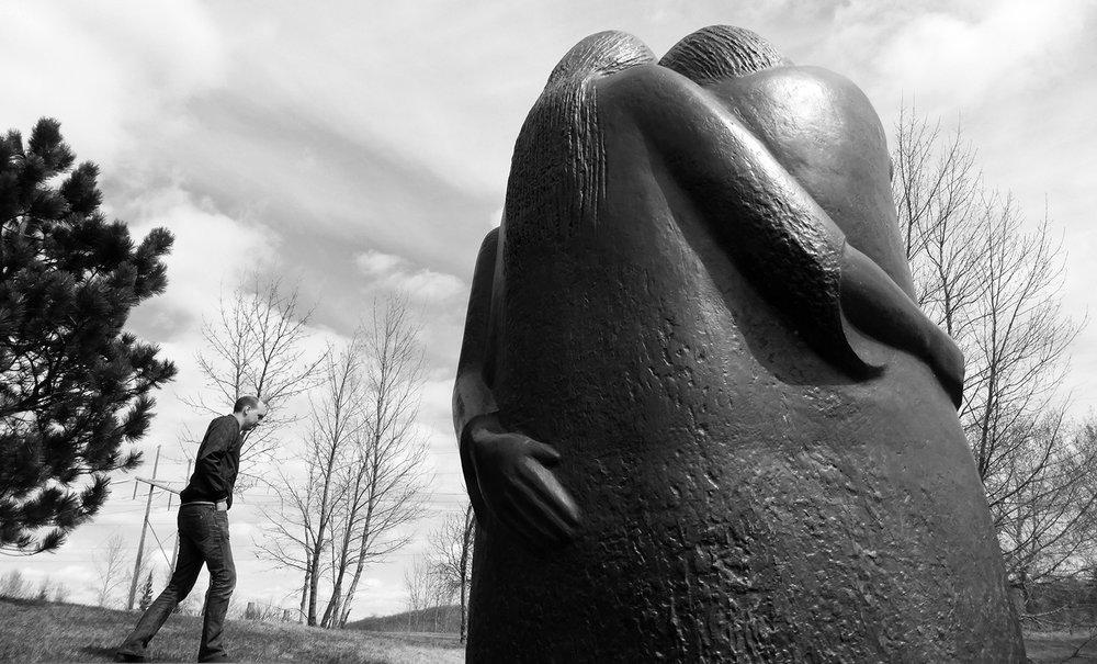 Touring Edmonton's Public Art Collection