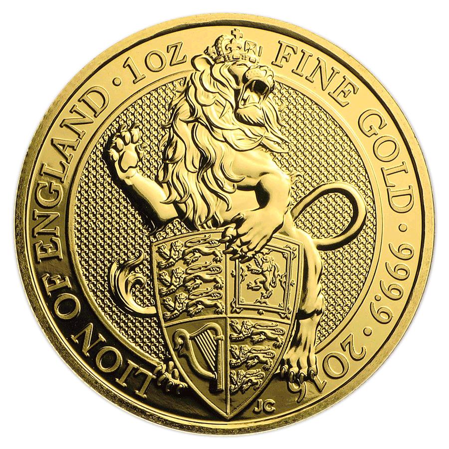 Lion of England