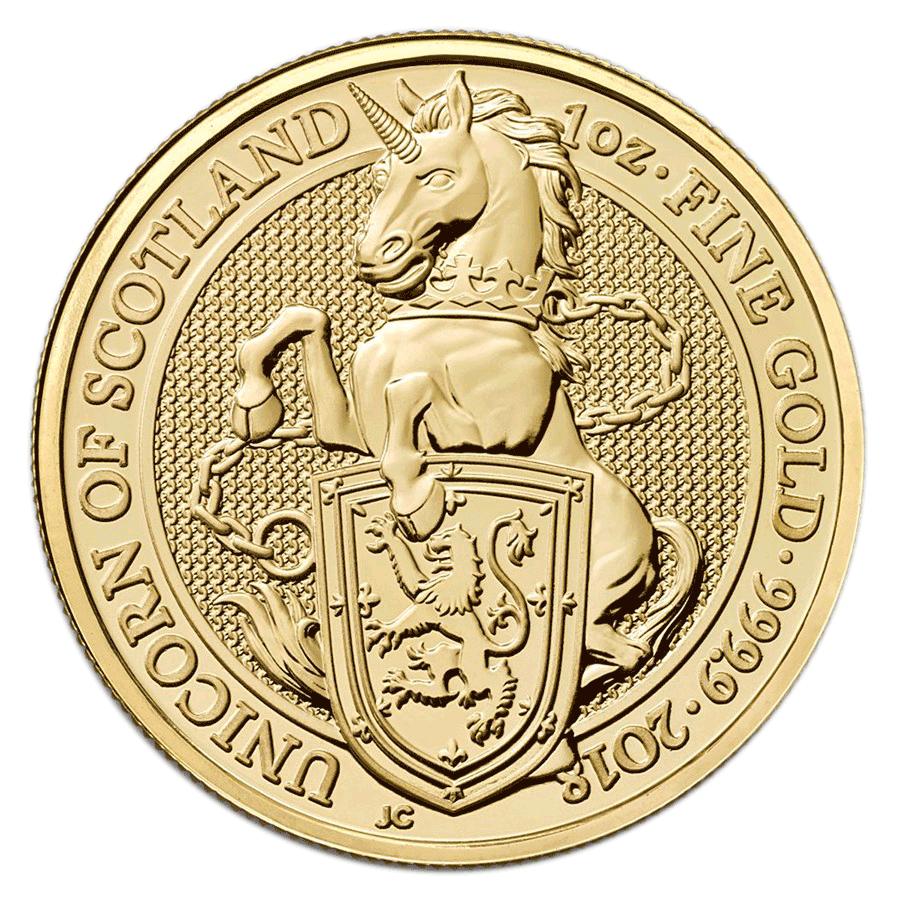 Unicorn of Scotland