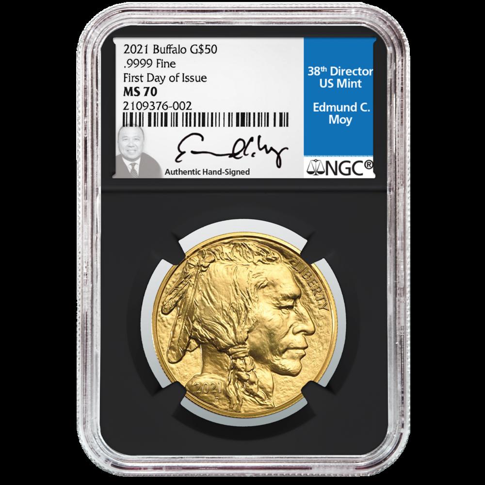 2019 American Buffalo Gold