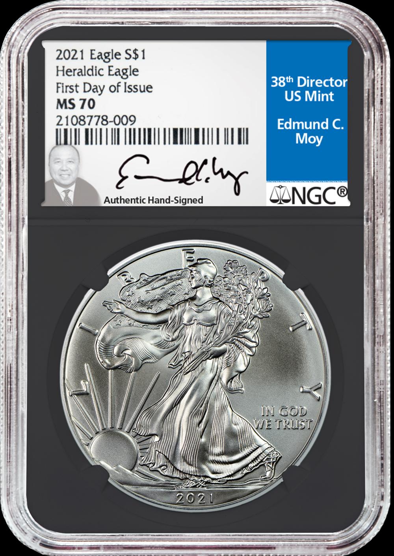 2019 American Eagle Silver