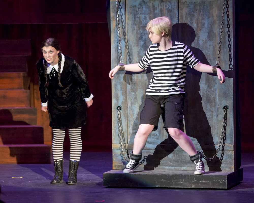 NH Addams Fam Wednesday and Pugsley.jpg