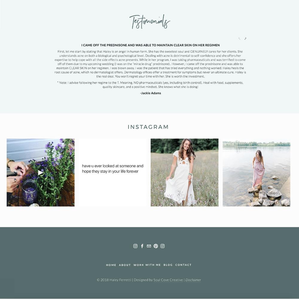 Website Haley