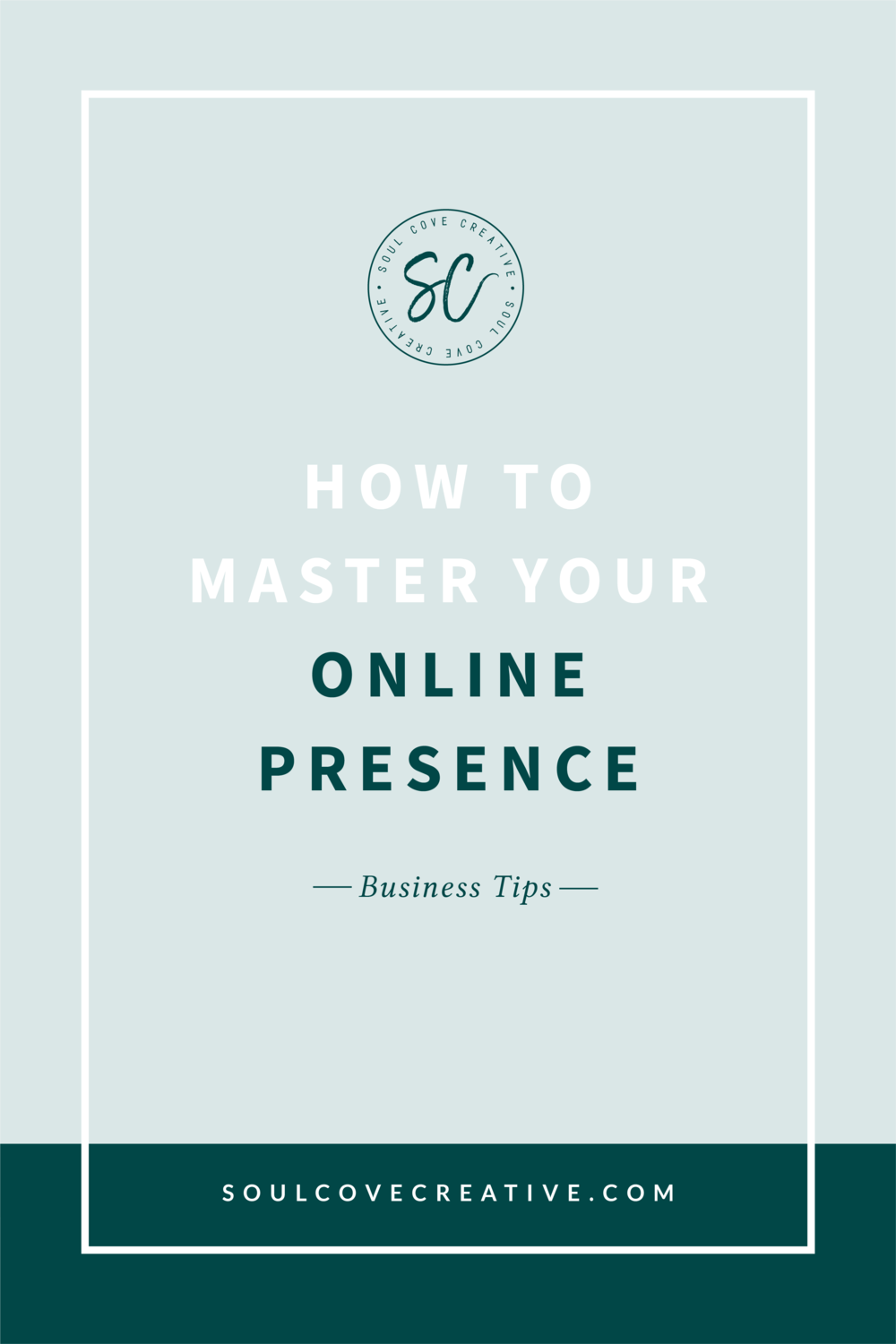 How to Master Your Online Presence