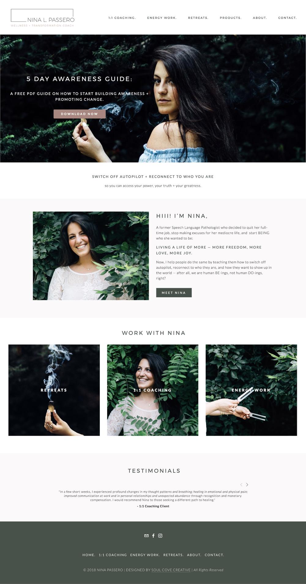 Website Nina