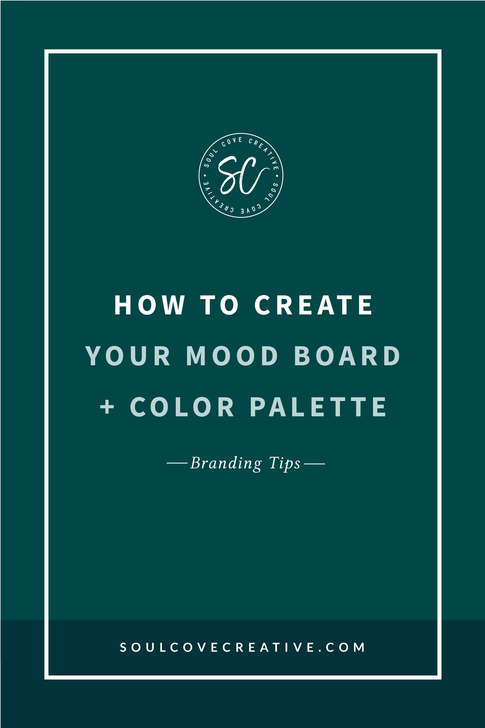 How to Create your Mood Board + Color Palette