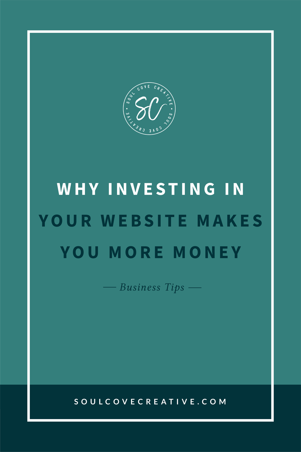 Why Investing in your Website Makes you More Money