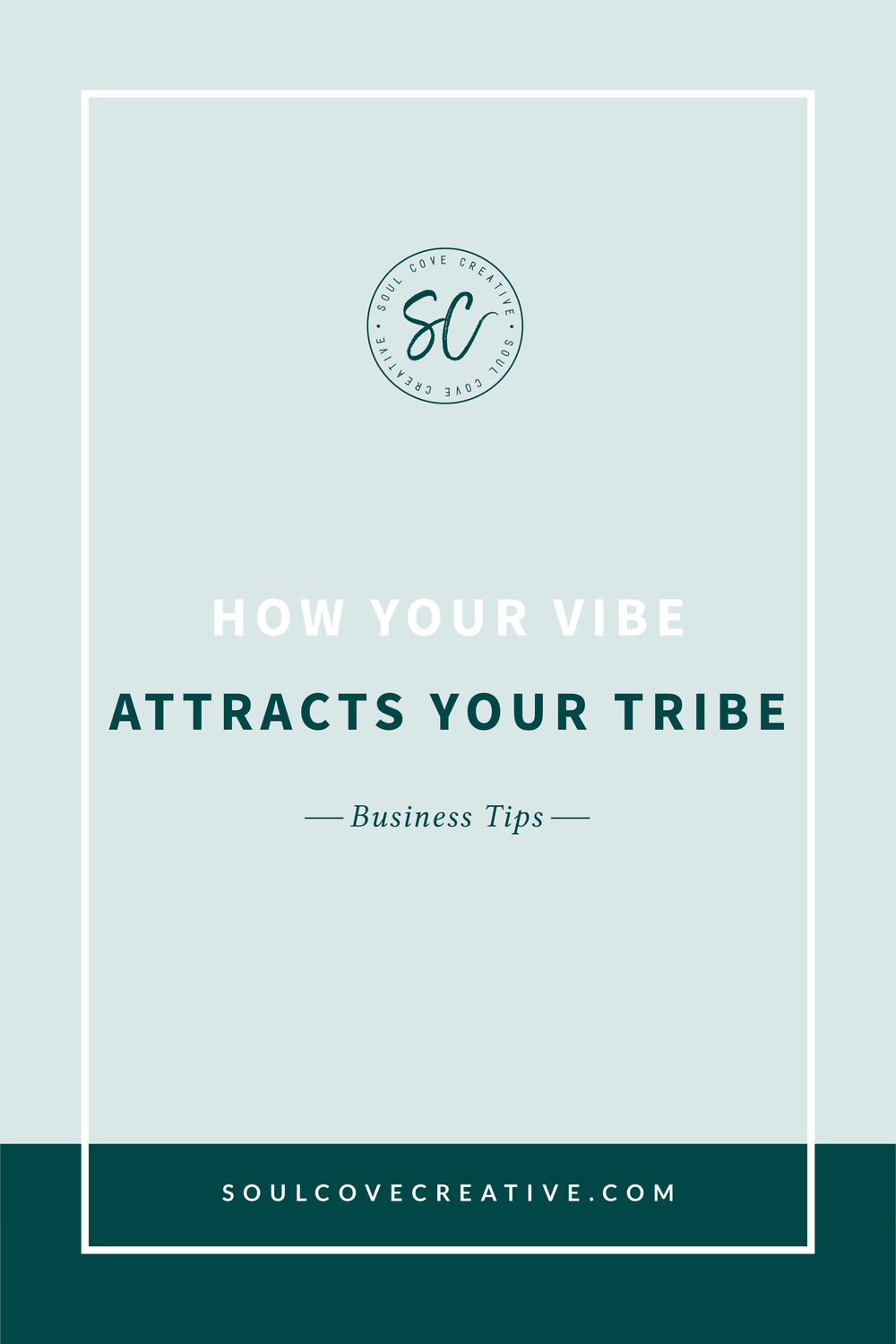 How your vibe attracts your tribe