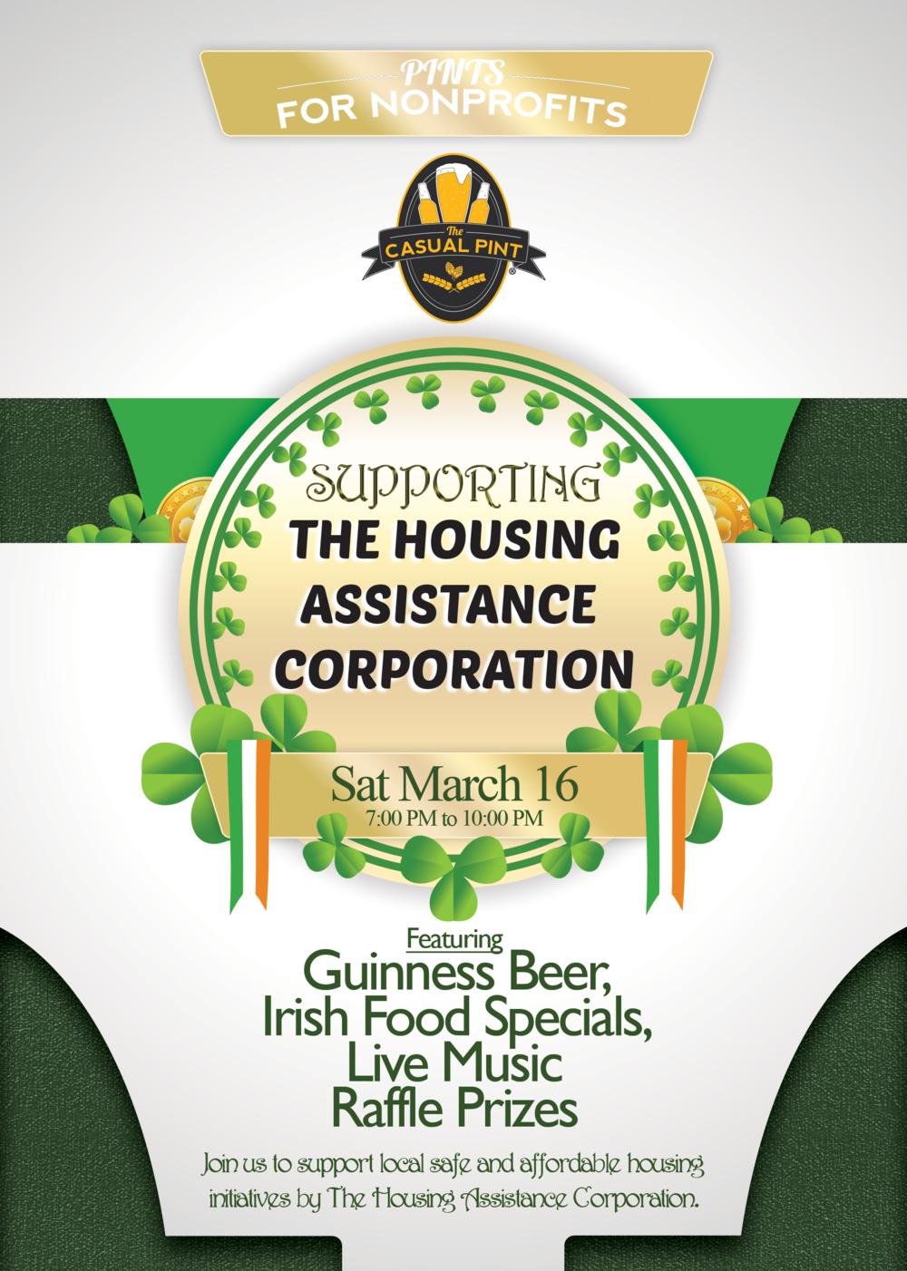 Saint Patrick's Special Flyer.png