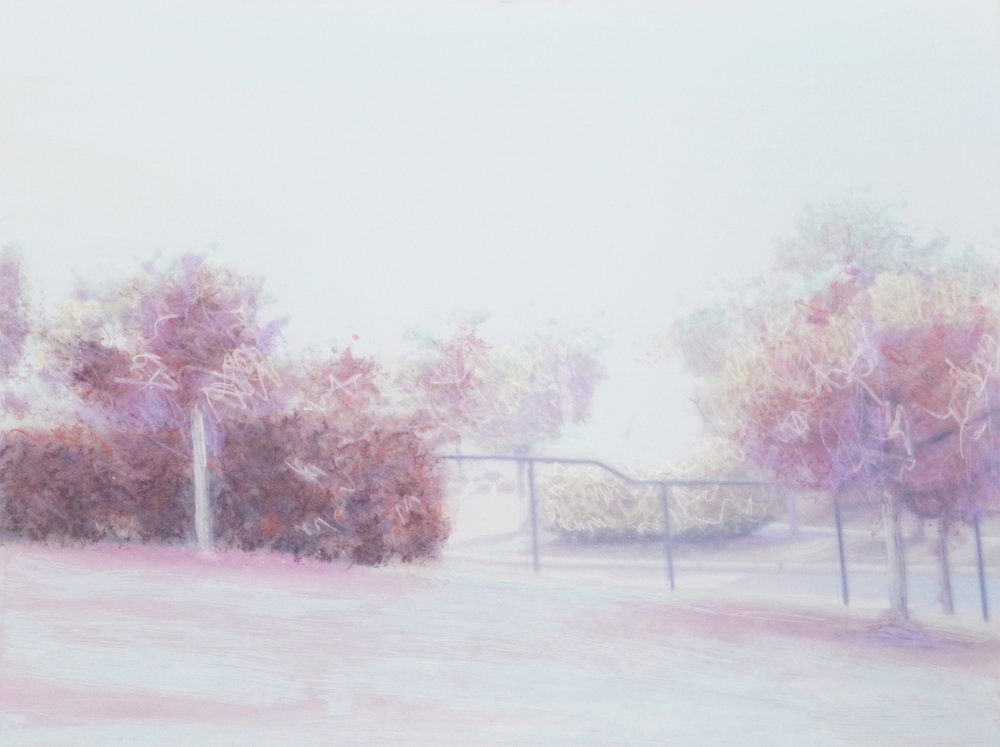 Infrared Drawing IV
