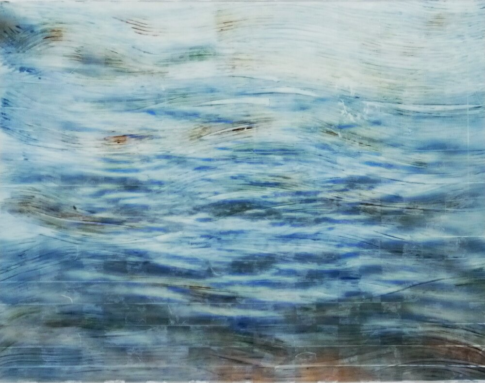 Woven Water XV