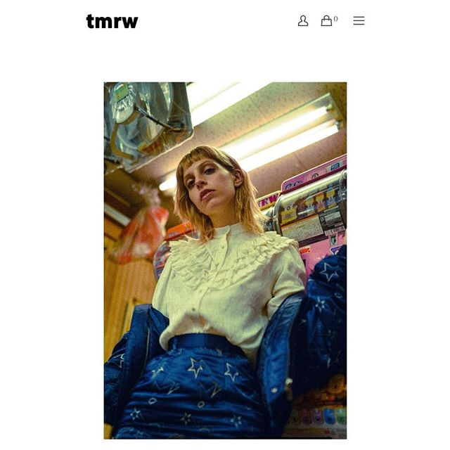 @cream_with_a_k and a killer write up by @tmrwmag