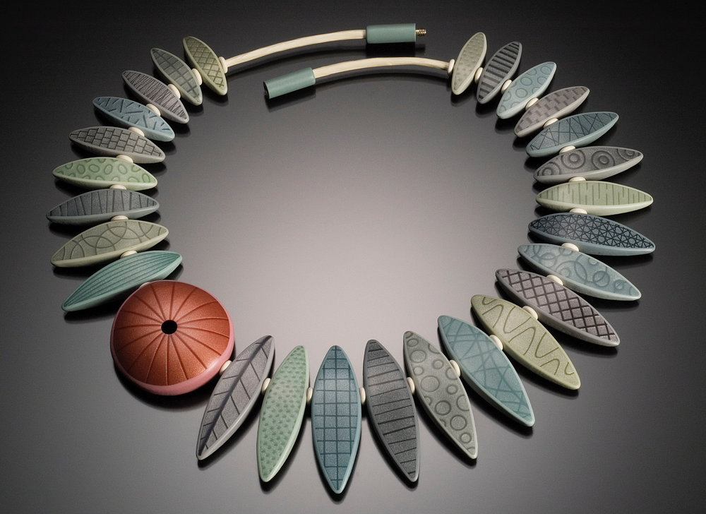 Botanical Necklace by Dan Cormier 2005