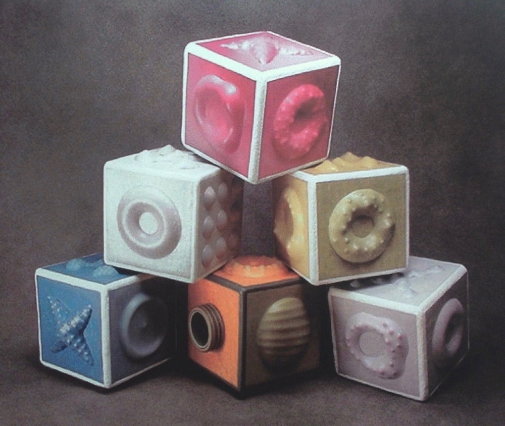 Bioformed Cubes