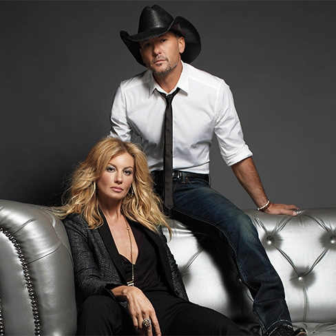 2011 Tim McGraw & Faith Hill