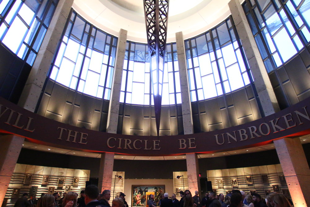 Country Music Hall of Fame and Museum Reception