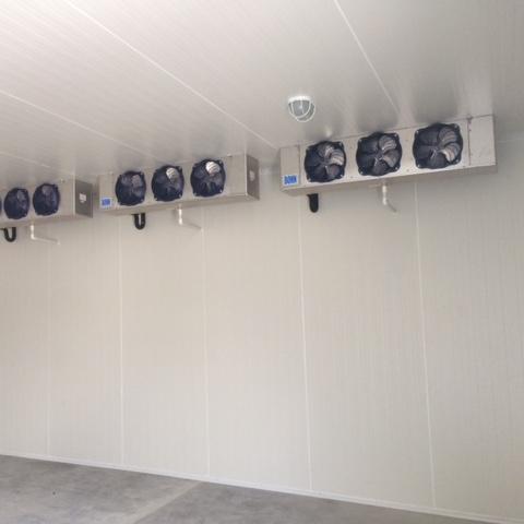 REFRIGERACIÓN INDUSTRIAL - En CLIMATEC, instalamos cámaras refrigeradas y de congelado utilizando métodos de diseño e instalación...