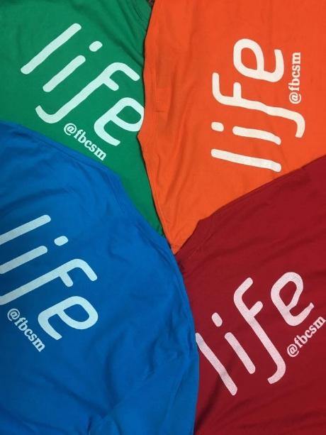 LIFE T-Shirts - $5 per shirt