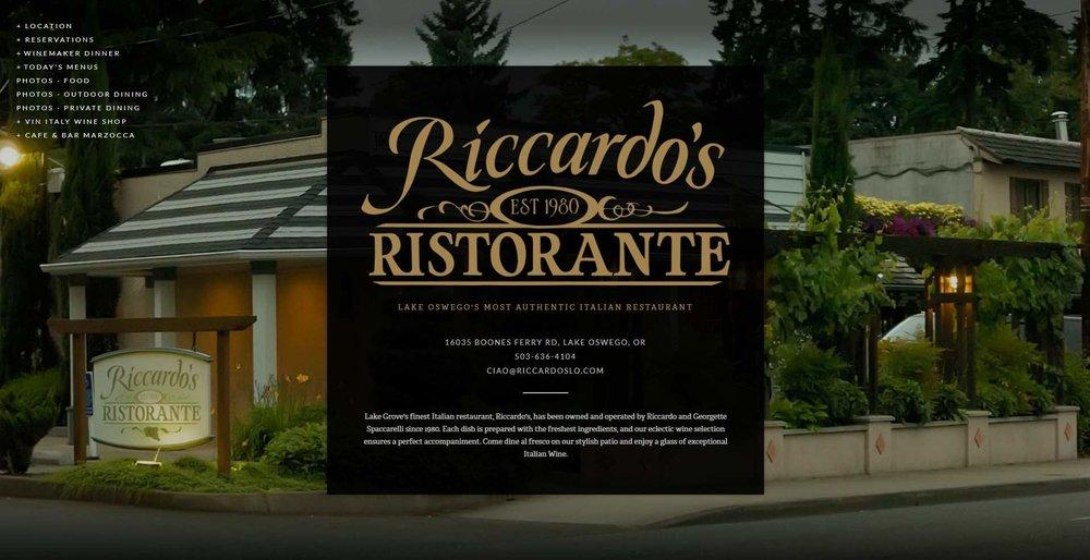 Riccardo's Ristorante -