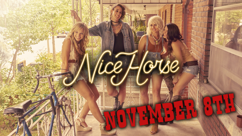 Wednesday November 8th Nice Horse Performing Live on the famous Cook County Stage! BUY YOUR VIP EXPERIENCE FOR $22! $4 All Jack Daniels Products! $5.25 Bud Budlight and Kokanee! $10 Cover Charge!