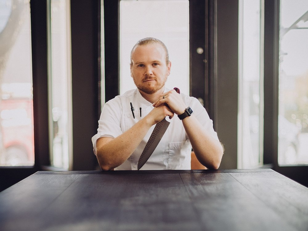 Patrick Micheels - Executive Chef