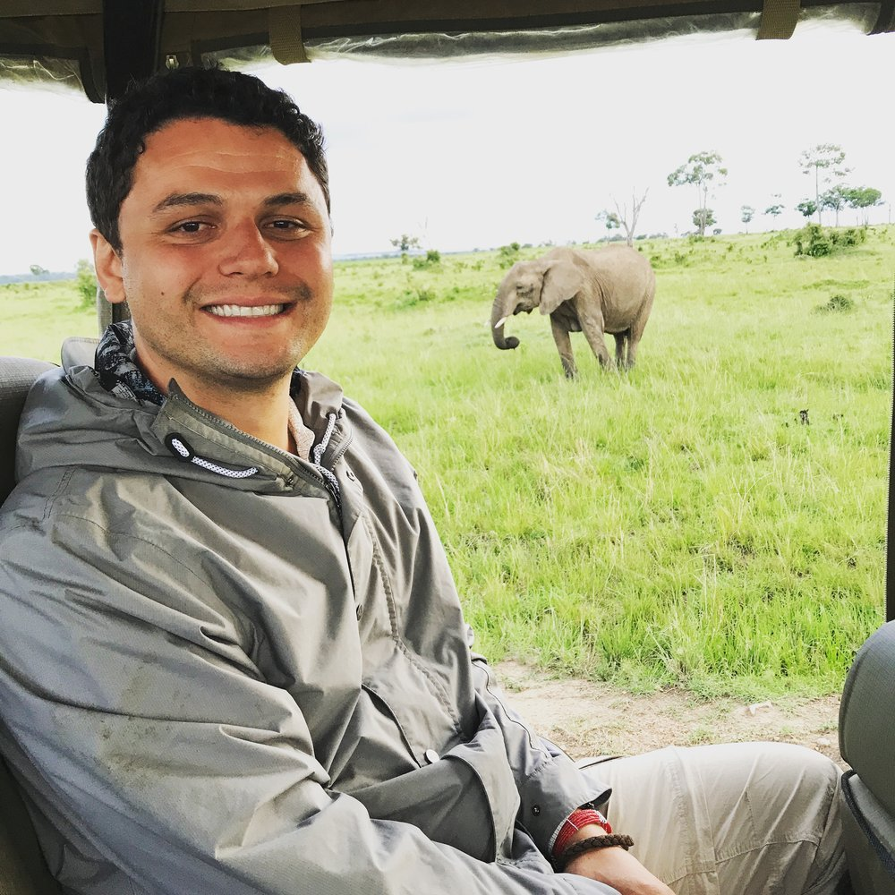 Nick Bay - Safari Expert and Guide