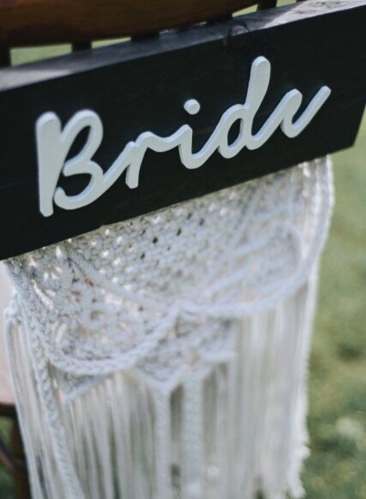 Click on the image above to see some of these gorgeous items in a wedding shoot and details about the other wedding creatives involved.