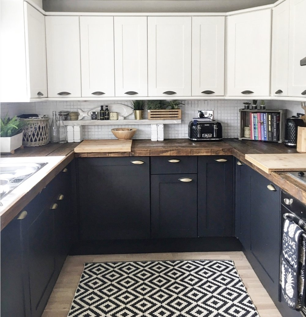 I'm going to show you how we can get this Shaker Style Kitchen….