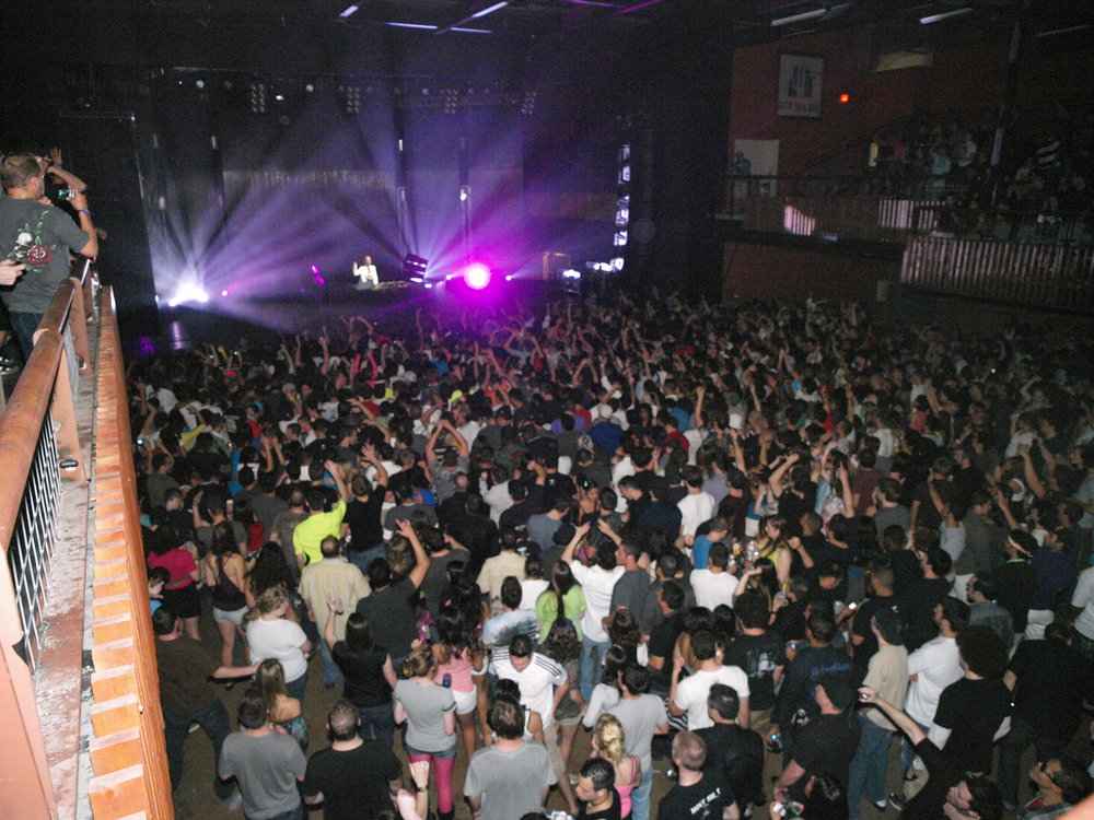 Austin Music Hall - 2010