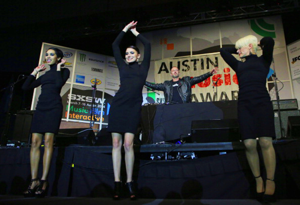Austin Music Awards - Best Electronic Artist 2014