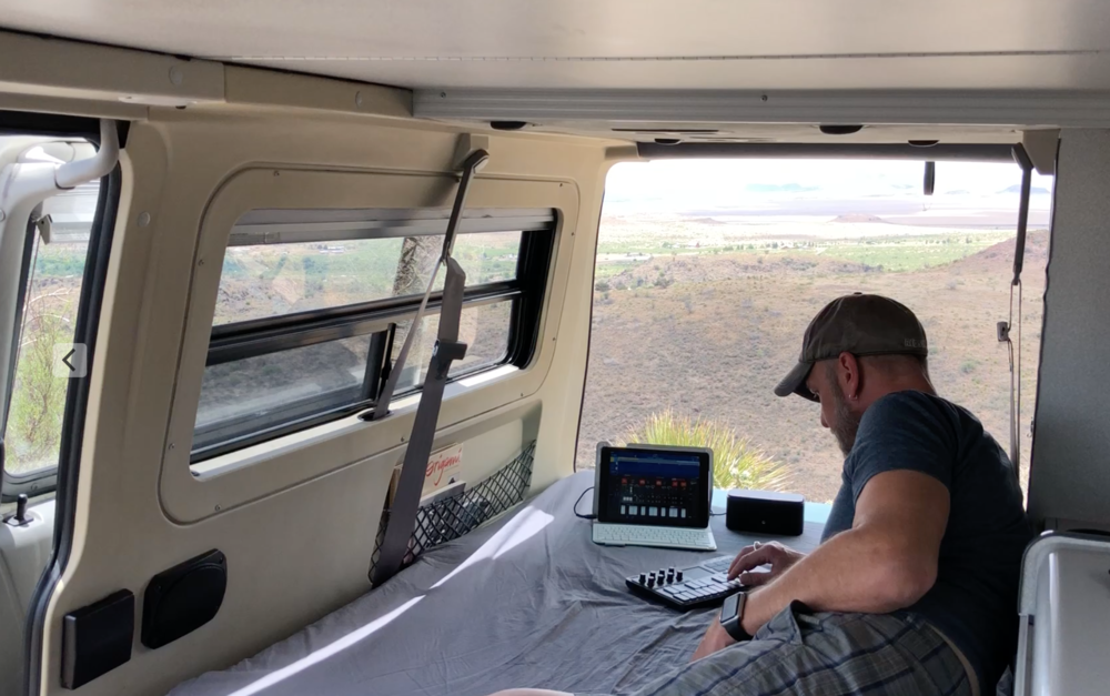 Vanlife Composition - Davis Mountains.png