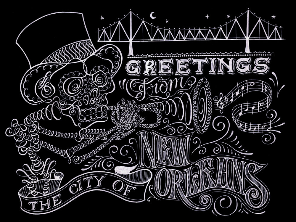 Greetings from new orleans brandonmaldonado greetings from new orleans m4hsunfo