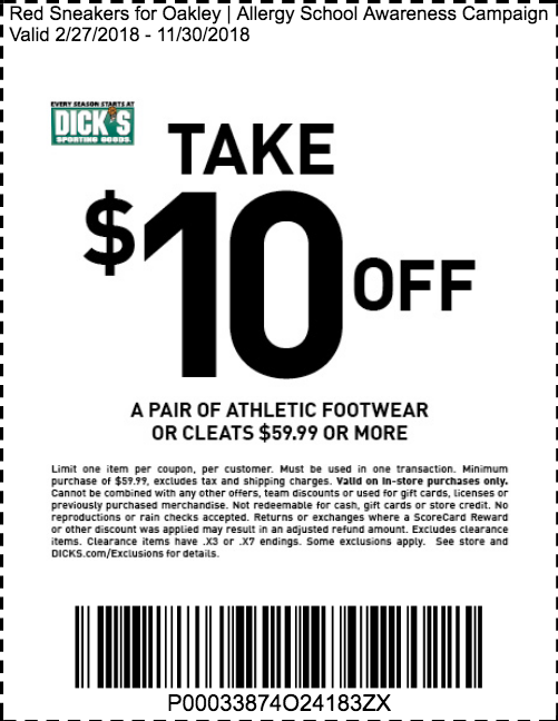 Dicks sporting goods discount cupons foto 579