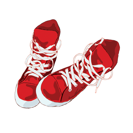 Download our Allergy Sensitivity sneakers logo here. -