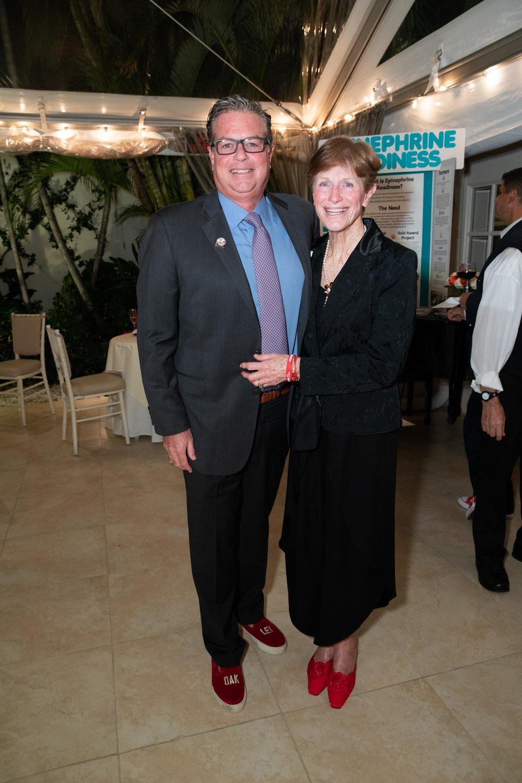 Bobby Debbs and Mary Dougherty