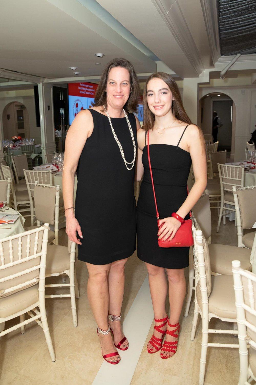 Caryn Platt Tatelli and Susan Tatelli
