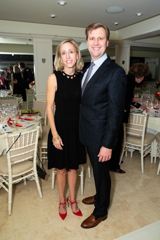 Elise and Greg Bates
