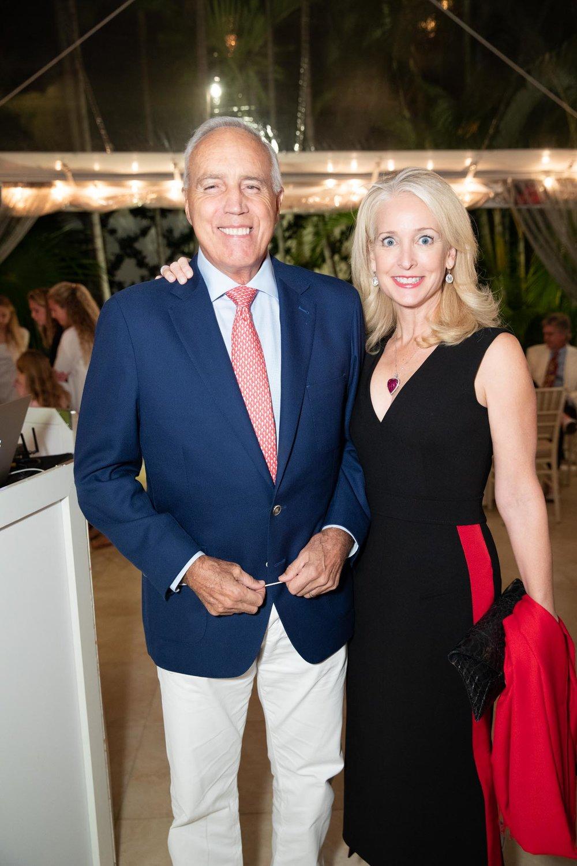 Jerry and Darlene Jordan