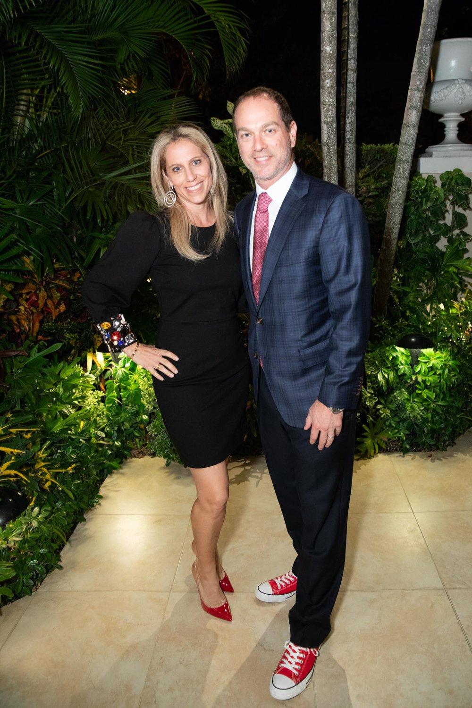 Jessica and Dana Koch